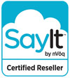 Certified SayIt Reseller