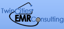 Twin City EMR Consulting Logo
